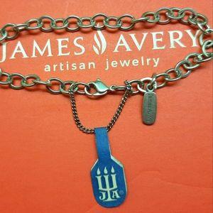 "New James Avery Bracelet Charm 6.5"""